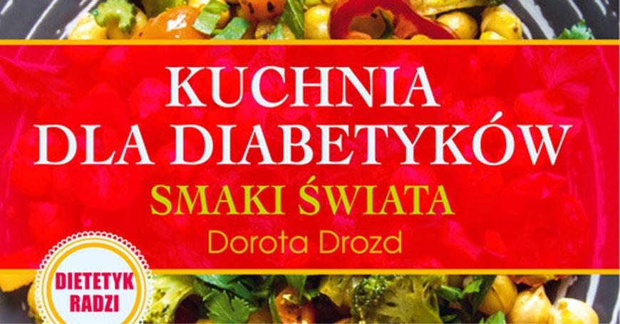Mojacukrzycaorg Czytelnia Nowa Książka Kuchnia Dla