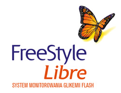 System FreeStyle Libre firmy Abbott