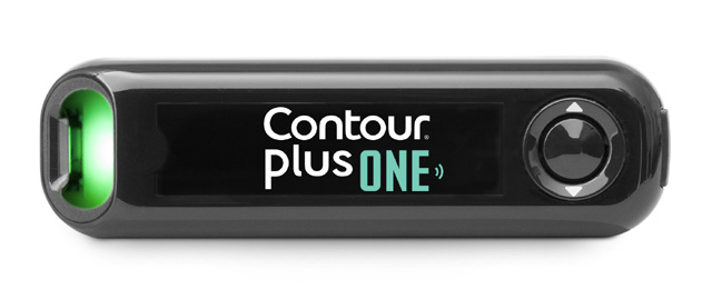 Glukometr CONTOUR PLUS ONE i aplikacja CONTOUR Diabetes