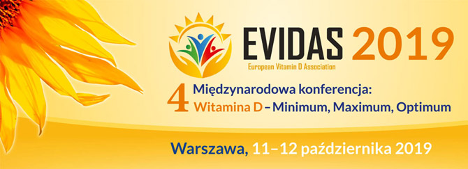 Konferencja Witamina D - minimum, maximum, optimum