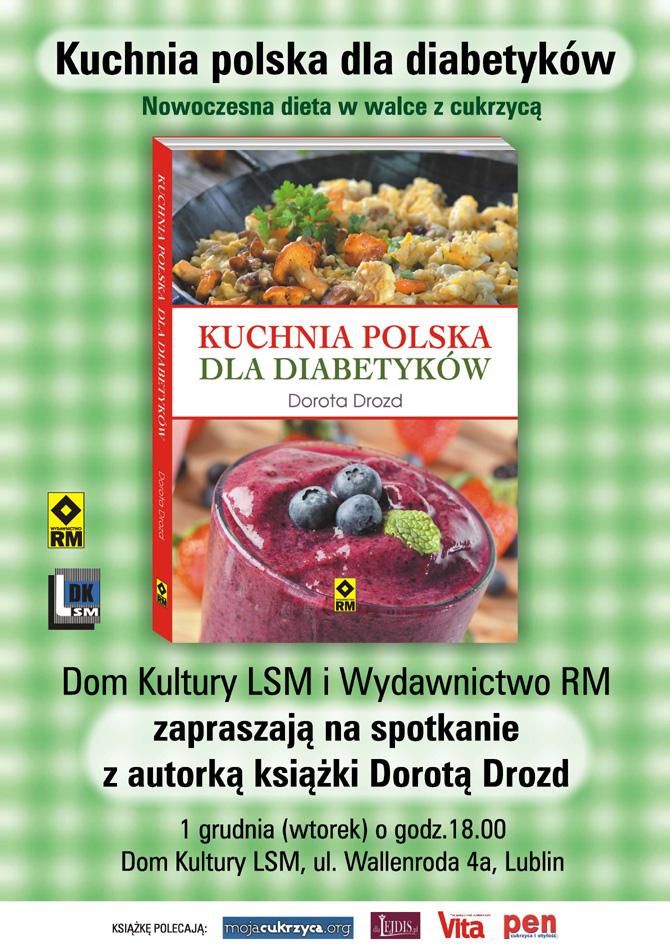Mojacukrzycaorg Informacje Kuchnia Polska Dla Diabetyków